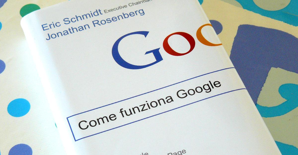 """""""Come funziona Google"""""""