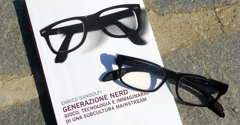 """Generazione nerd"" di Enrico Gandolfi"