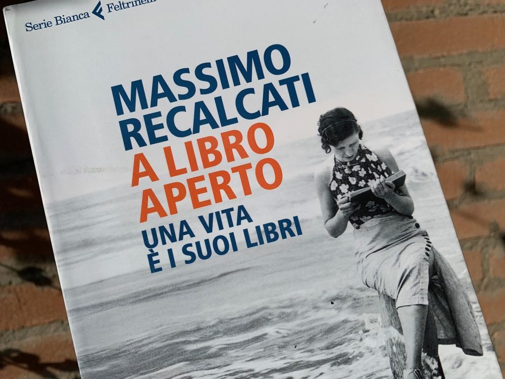 """""""A libro aperto"""" di Massimo Recalcati"""