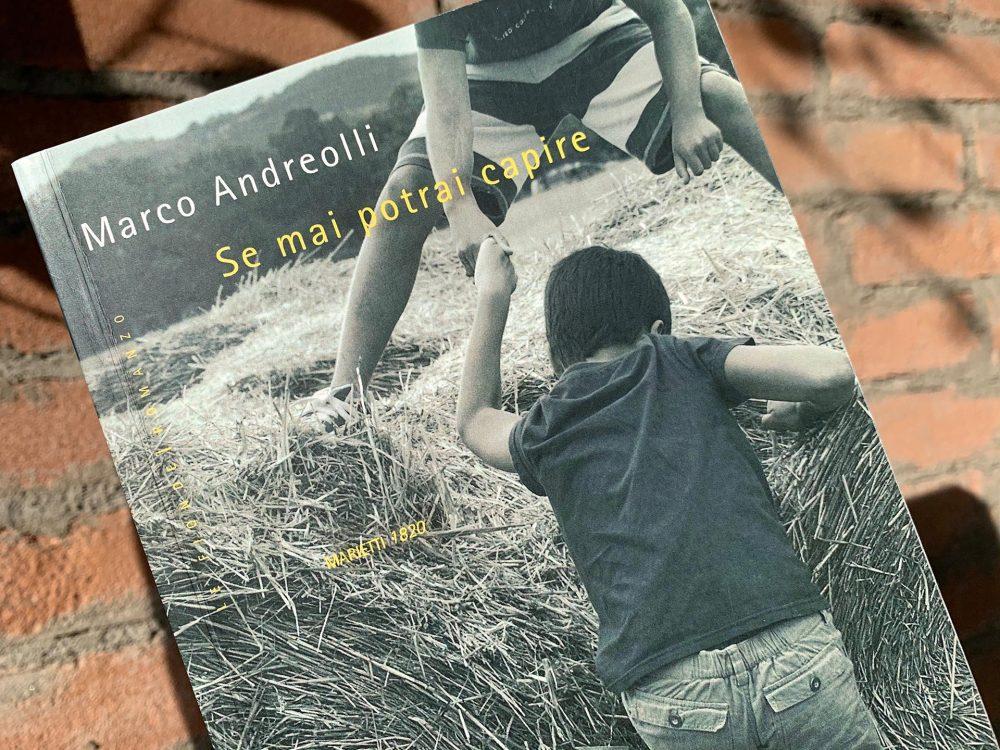 """""""Se mai potrai capire"""" di Marco Andreolli"""