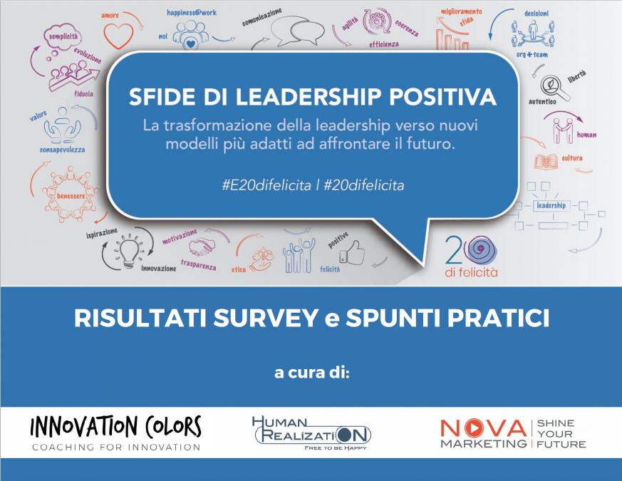 sfide di leadership positiva