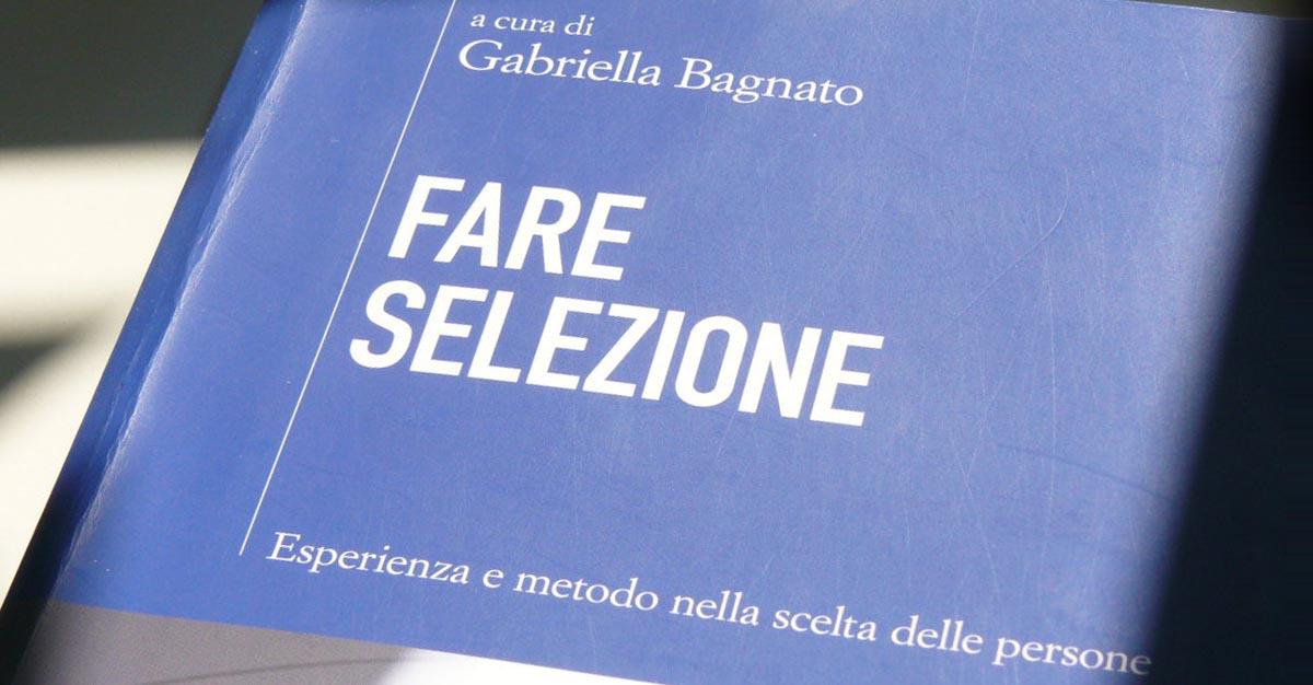 """""""Fare selezione"""" di Gabriella Bagnato"""