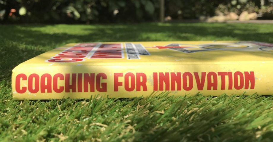 Coaching for Innovation