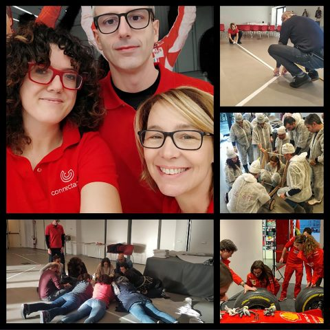 CRISTMASS RED RACE 2019 – Team Building/Festa di Natale
