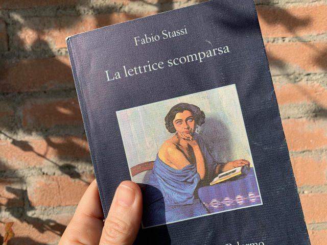 """""""La lettrice scomparsa"""" di Fabio Stassi"""