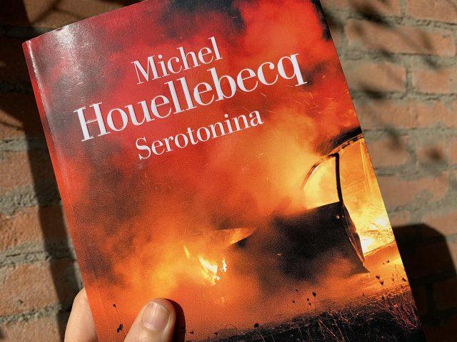 """""""Serotonina"""" di Michel Houllebecq"""